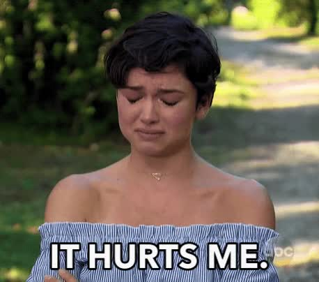 Watch this sad GIF by The GIF Smith (@sannahparker) on Gfycat. Discover more bekah m, crying, emotional, feels, sad, the bachelor GIFs on Gfycat