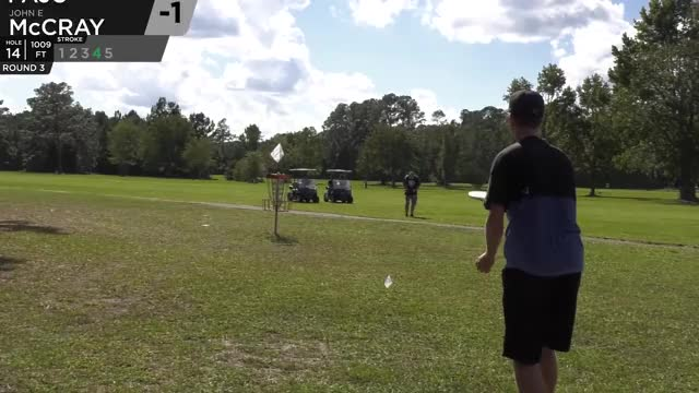 Watch Semifinals 2018 DGPT Championship - MPO B9 |Seppo Paju hole 14 putt GIF by Benn Wineka UWDG (@bennwineka) on Gfycat. Discover more Sports, dgpt, disc golf, disc golf pro tour GIFs on Gfycat