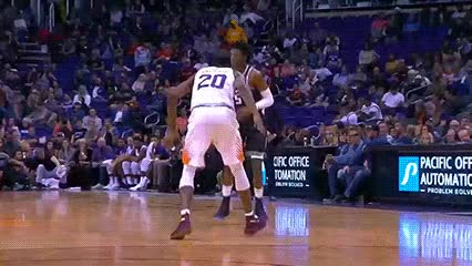 Watch De'Aaron Fox — Sacramento Kings GIF by Off-Hand (@off-hand) on Gfycat. Discover more 120418 GIFs on Gfycat