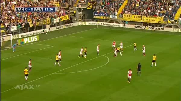 Highlights NAC Breda - Ajax (reddit) GIF | Find, Make
