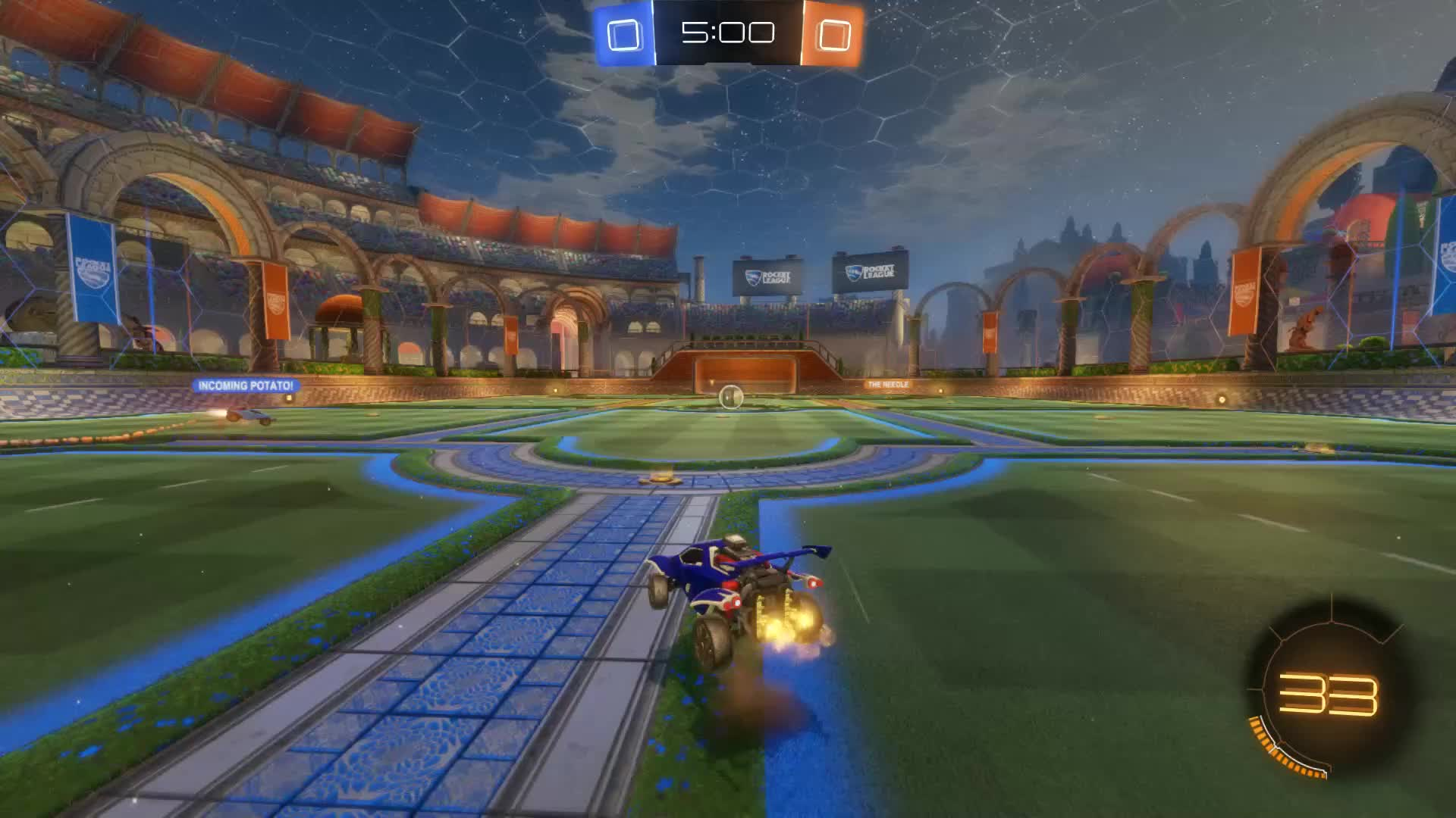 Gif Your Game, GifYourGame, Goal, Rocket League, RocketLeague, Who?, Goal 1: Who? GIFs