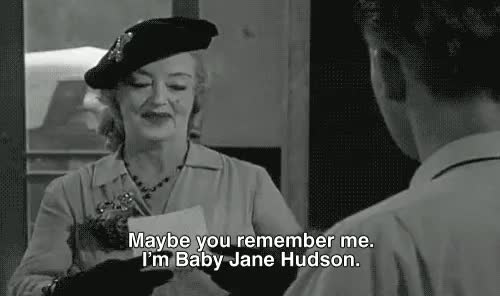 "Watch ""Maybe you remember who I am?"" GIF on Gfycat. Discover more bette davis GIFs on Gfycat"