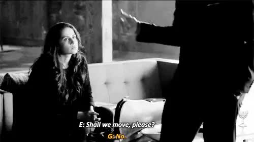 Watch Elijah snapping his fingers to Gia {Requested by desiresandf GIF on Gfycat. Discover more elijah mikaelson, elijah x gia, gia, my gifs, original groupies, the originals, to 2x15, toedit GIFs on Gfycat