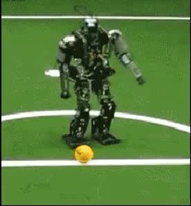 Watch and share Robots That Suck At Being Robots Gifs GIFs on Gfycat