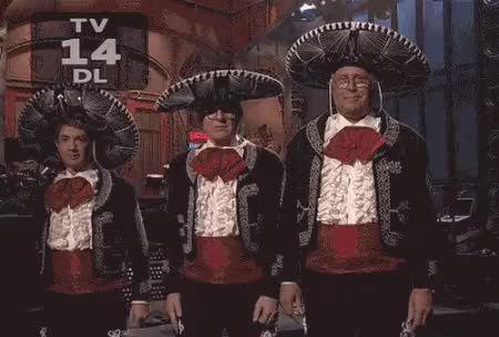 Watch this cinco de mayo GIF on Gfycat. Discover more aging like fine wine, chevy chase, cinco de mayo, hip thrust, martin short, snl, steve martin, still amazing, three amigos GIFs on Gfycat