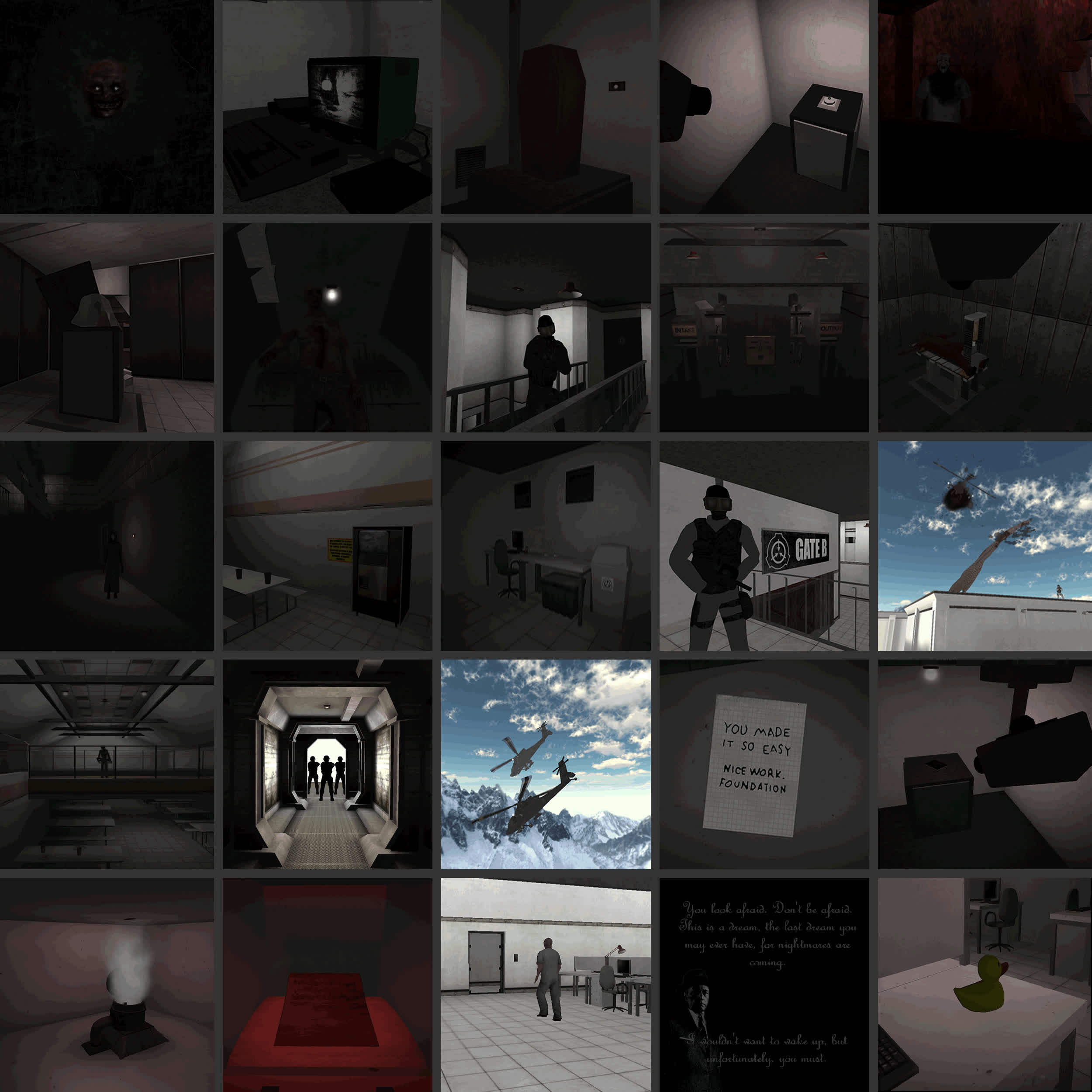 SCP Foundation by SCP-EXPUNGED GIFs
