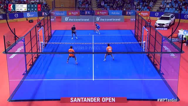 Watch and share Belasteguin GIFs and Padel GIFs on Gfycat