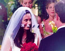 Watch and share Chandler And Monica GIFs and Chandler X Monica GIFs on Gfycat