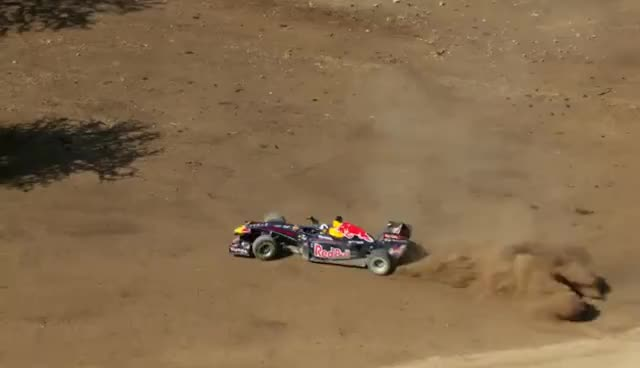 auto racing, f1, formula 1, formula one, Formula 1 comes to America! - Red Bull Racing takes first lap in Texas GIFs
