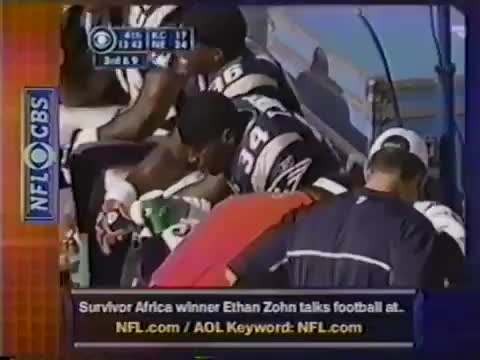 Watch and share  Patriots WR David Patten Scores A 38-yard Touchdown On A Great One-handed Grab (Chiefs/Patriots- 2002) GIFs on Gfycat