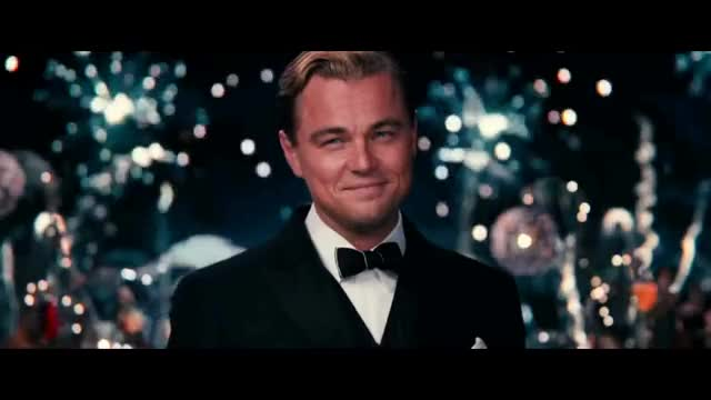 Watch Leonardo DiCaprio's Intro in The Great Gatsby ♥ GIF by kantbcaught on Gfycat. Discover more 2meirl4meirl, ennio morricone, soundtrack GIFs on Gfycat