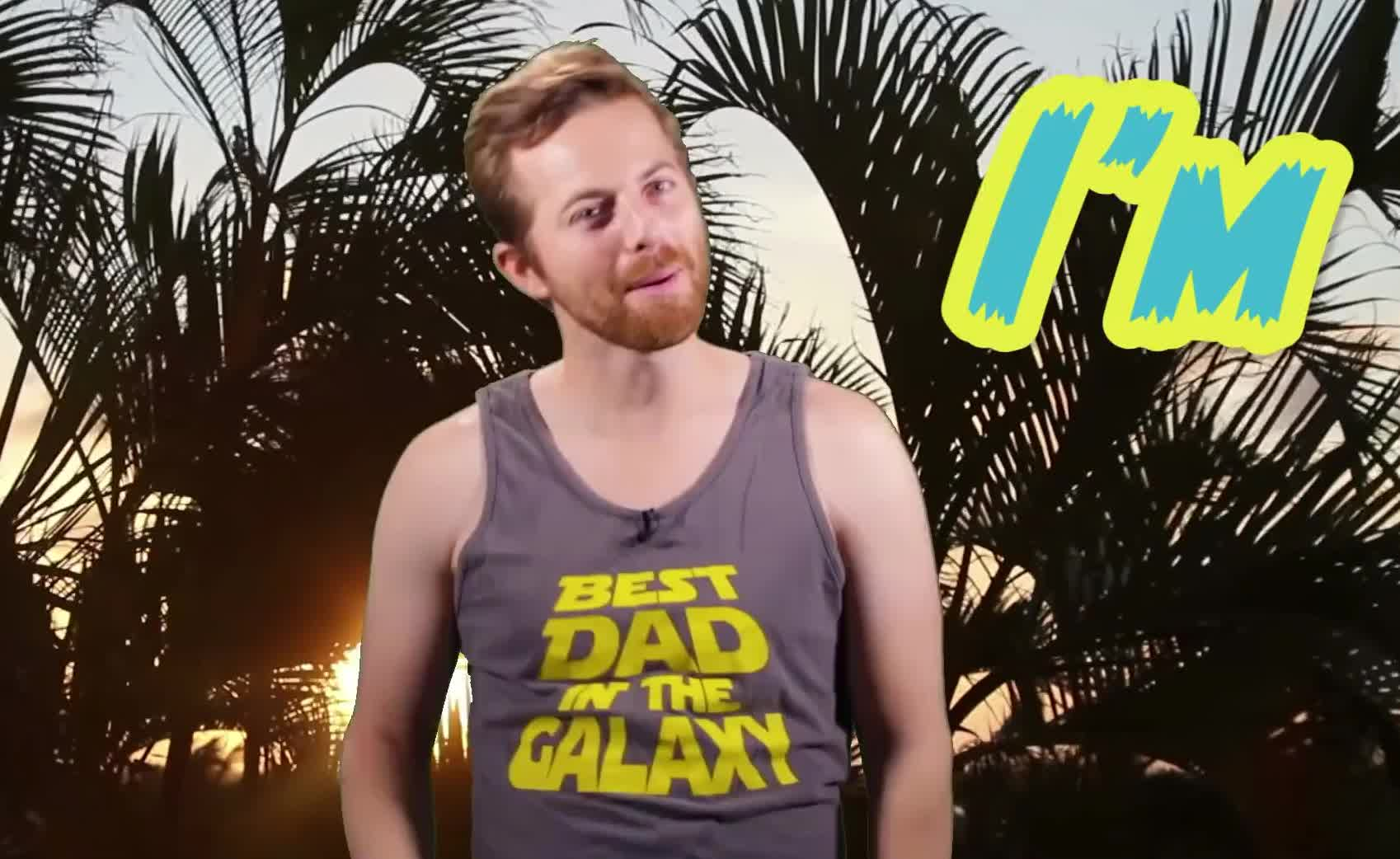 best, bitch, dad, day, excited, galaxy, guys, happy, i'm, in, leave, lol, off, on, palm, summer, the, trees, try, vacation, I'm On Vacation, Bitch GIFs