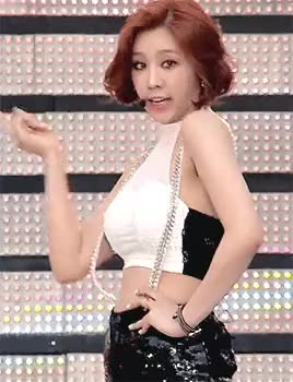 Watch and share Nine Muses GIFs and Son Sungah GIFs on Gfycat