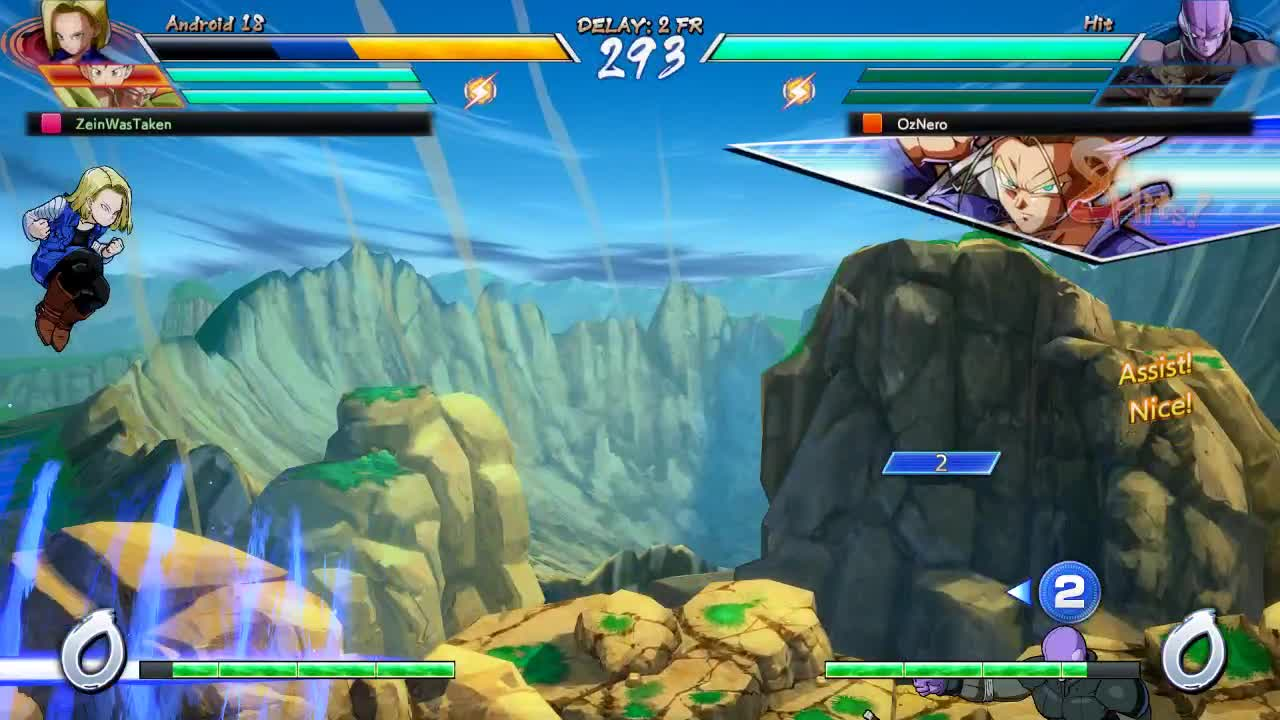 dbfz, dragon ball fighterz, quick run under GIFs