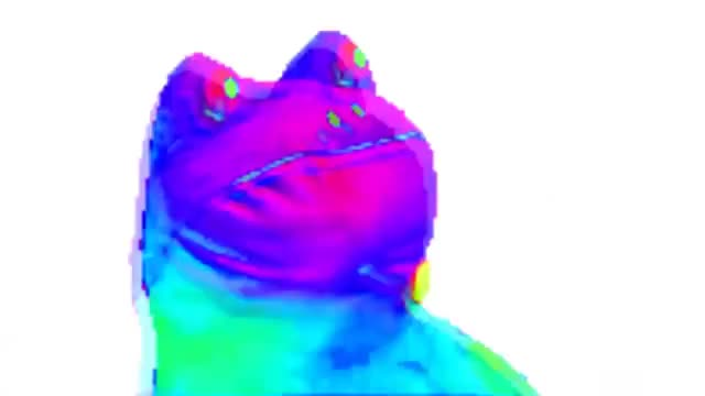 Watch and share White Background Rainbow Reptile.mp4 GIFs by Streamlabs on Gfycat