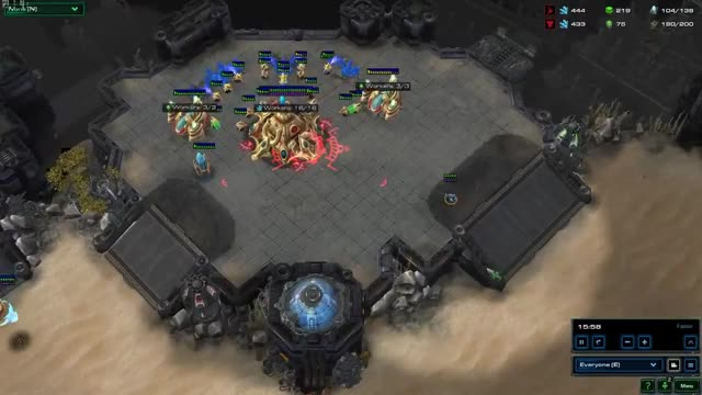 Watch and share Starcraft GIFs and Nuke GIFs by spacewhales on Gfycat
