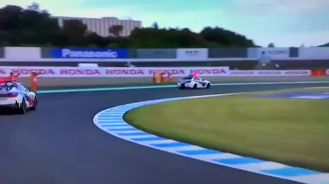 Watch and share These Funny Japanese Track Marshals GIFs by MyNameGifOreilly on Gfycat