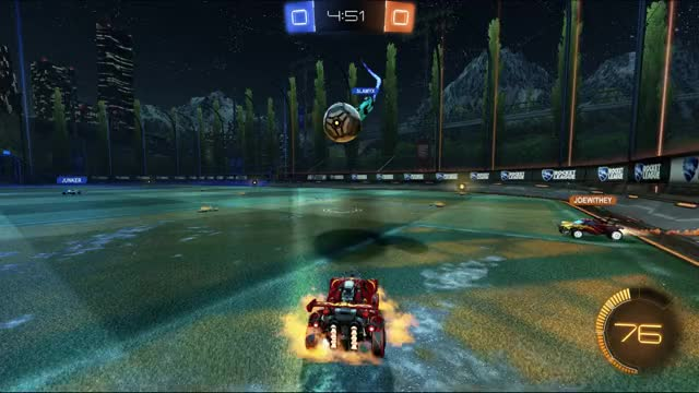 Watch and share Rocket League GIFs by seemmetor on Gfycat