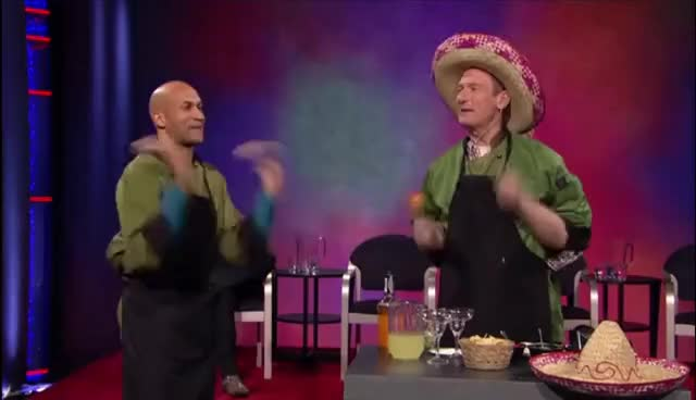 Watch Whose Line - Helping Hands: Keegan-Michael Key GIF on Gfycat. Discover more related GIFs on Gfycat
