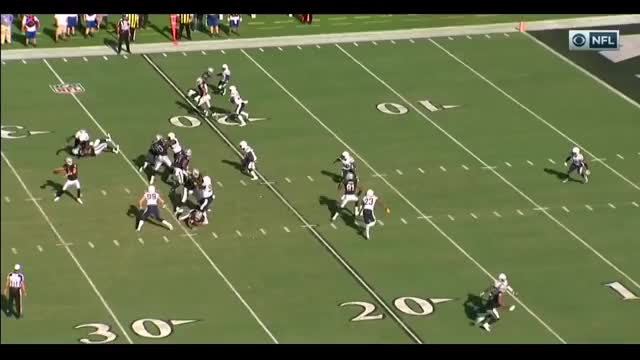 Watch and share San Diego @ Oakland - Carr To Crabtree - 4th And 2 GIFs by regret on Gfycat