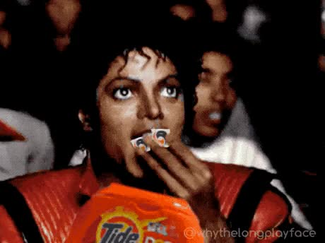 Watch and share Tide Pod Popcorn GIFs and Michael Jackson GIFs by Corey Woodcox on Gfycat