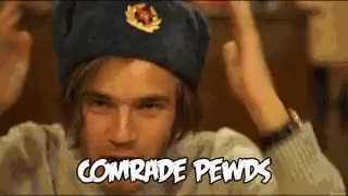 Watch this GIF on Gfycat. Discover more bro, broarmy, pewdiepie, pewds GIFs on Gfycat