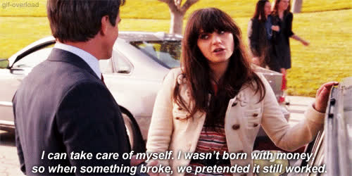 new girl pretended it still worked overload GIFs