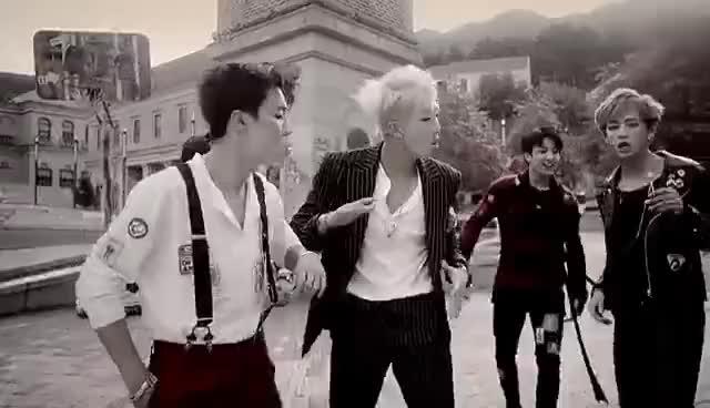 Watch and share [MV] BTS(방탄소년단) _ War Of Hormone(호르몬 전쟁) GIFs on Gfycat