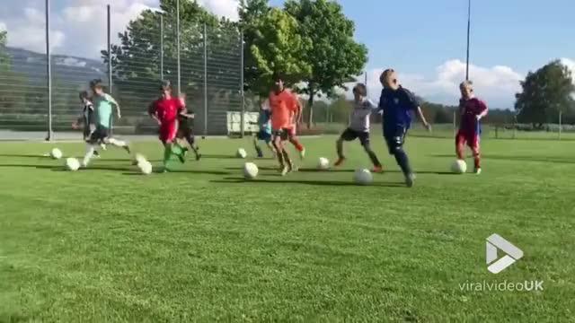 Watch Soccer Kids do the Neymar    Viral Video UK GIF on Gfycat. Discover more Dive, FIFA, Football, Neymar, Russia, Sports, brazil, foul, funny, kids, playacting, soccer, sport GIFs on Gfycat