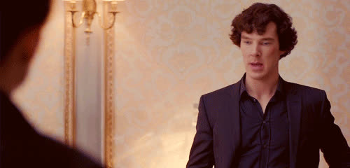 """benedict cumberbatch, Obsessions, """"special interests"""", and BBC Sherlock GIFs"""