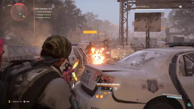 Watch and share Tom Clancy's The Division 2 2019.03.27 - 14.14.25.03.DVR GIFs on Gfycat