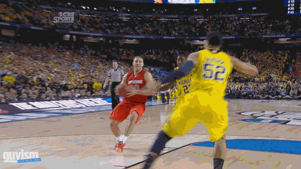 The Duke-ification of college basketball caused the Michigan-Syracuse ending GIFs