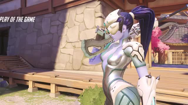 Watch and share Thelambeers GIFs and Widowmaker GIFs by tony on Gfycat