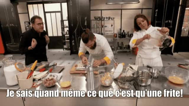 Watch and share Michel-frite GIFs on Gfycat