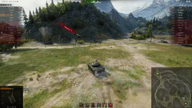 Watch and share Worldoftanks 2018-05-05 12-14-45-90 GIFs by polysmack on Gfycat