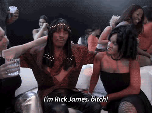 chappelle's show, comedy, dave chappelle, netflix, stand-up comedy, rick james dave chappelle GIFs