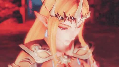 Watch and share Princess Zelda GIFs and Eiji Aonuma GIFs on Gfycat