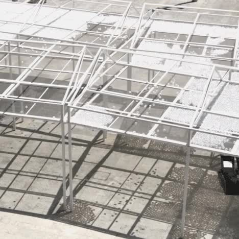 Watch Cloud Seeding Pavilion by MODU features canopy made of ... GIF on Gfycat. Discover more related GIFs on Gfycat