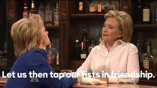 Watch and share Hillary Clinton GIFs by Reactions on Gfycat