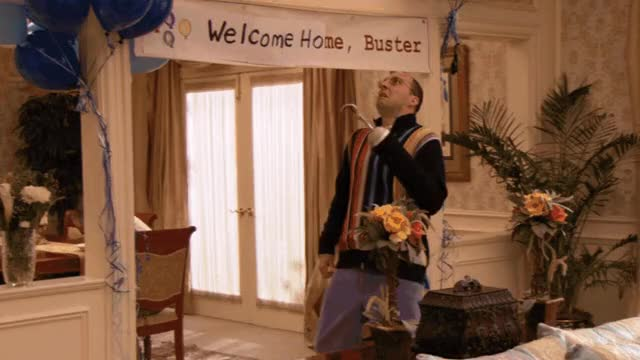 Watch and share Buster Bluth GIFs by El Pinko on Gfycat