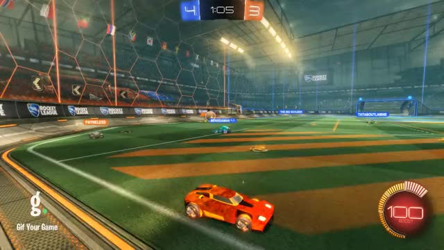 Watch Goal 8: Frazier GIF by Gif Your Game (@gifyourgame) on Gfycat. Discover more Frazier, Gif Your Game, GifYourGame, Rocket League, RocketLeague GIFs on Gfycat