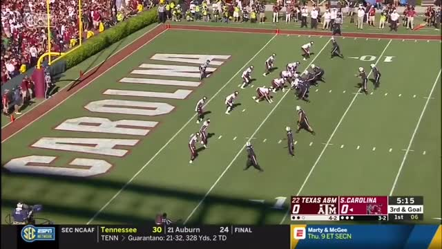 Watch Texas A&M vs South Carolina 2018 - no huddle GIF on Gfycat. Discover more South Carolina Gamecocks, Sports, Texas A&M Aggies, WoodlandsAggie GIFs on Gfycat