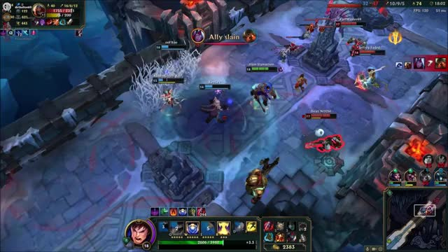 Watch and share Garen GIFs and Aram GIFs by thepringle on Gfycat