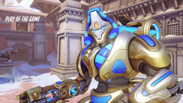 Watch and share Orisa Pull 18-02-16 18-57-55 GIFs on Gfycat