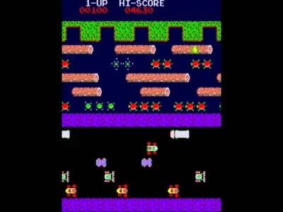 Watch and share Frogger Arcade Game GIFs on Gfycat
