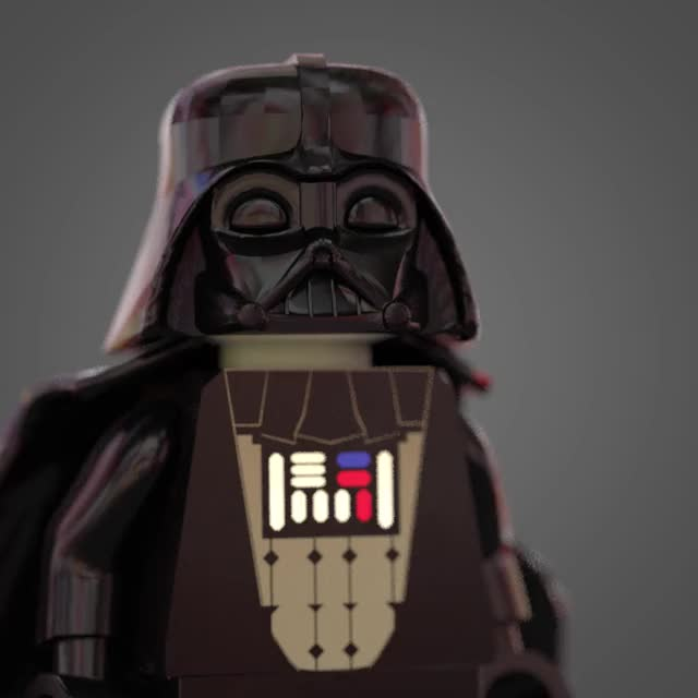 Watch and share Darth Vader GIFs and Lego GIFs by James jarvis on Gfycat