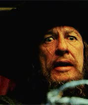 Watch and share Hector Barbossa GIFs and Geoffrey Rush GIFs on Gfycat