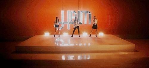 **, alana haim, danielle haim, este haim, haim, haim music video, haim the band, haimedit, if i could change your mind, im obsessed, music, one day i'd like to meet your mouth GIFs