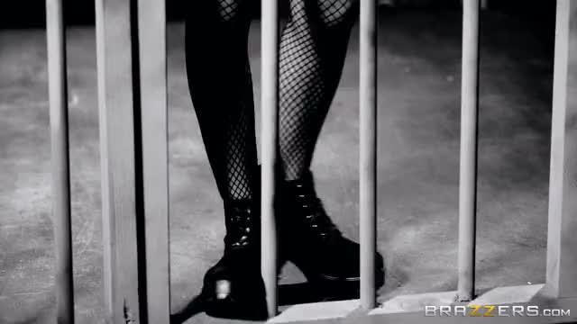 banged Behind Bars - Polly Pons & Danny D