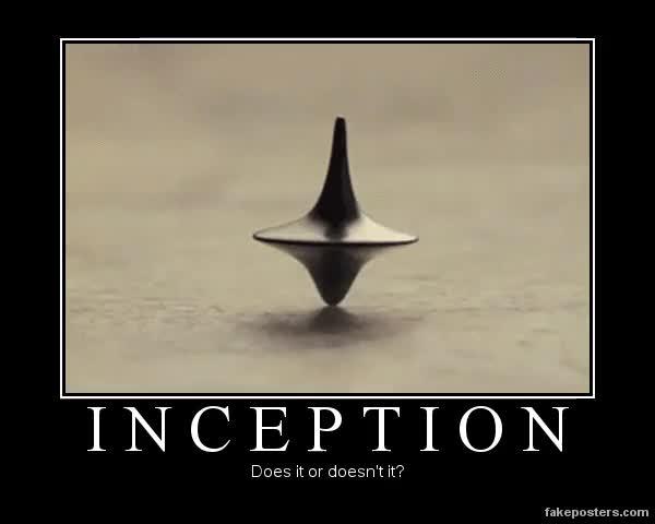 Watch and share Inception GIFs on Gfycat